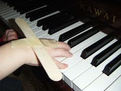 Heidi's Piano Studio: New Tool for Teaching Wrist Movements