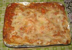 Confort Food, Pasta, Ethnic Recipes, Lasagna, Pasta Recipes, Pasta Dishes