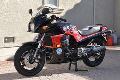 1985 Kawasaki GPZ 900 for sale Top Gun