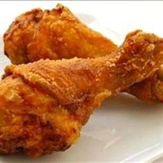 Chef Johns Buttermilk Fried Chicken
