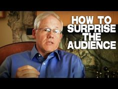 How To Surprise The Audience by John Truby - YouTube <3
