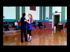 ▶ Argentine Tango 50 steps. Basic to Advanced steps / Figures. www.tangonation.com August 2012 - YouTube