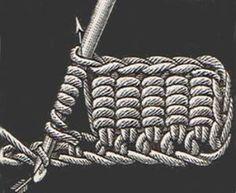 Puntadas de ganchillo vintage por bbooky                                                                                                                                                     Más
