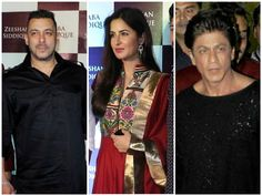 Baba Siddiqui's Iftar Party: Star Studded Affair