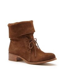 """kinda wish they didn't fold over like that, but they're still cute. Sole Society """"Gen"""", $158.95"""