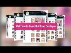 Best Bows and Baby Girl Headbands for Babies - YouTube