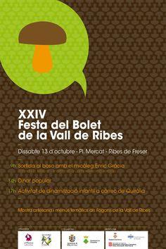 XXIV Festa del Bolet de la Vall de Ribes a Ribes de Freser