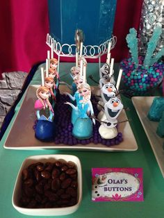 Frozen Party Birthday Party Ideas | Photo 1 of 9 | Catch My Party