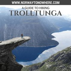 Before hiking Trolltunga in Norway, read our detailed guide on what to expect from this grueling 22 km trek.
