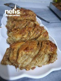 Tel Tel Haşhaşlı Çörek Turkish Recipes, Desert Recipes, Bakery, Toast, Food And Drink, Cooking Recipes, Stuffed Peppers, Breakfast, Desserts