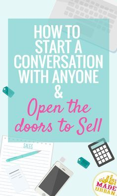Jumping straight into a sales pitch is the quickest way to turn shoppers off, especially at a craft fair booth. Ease into a conversation with this 1 tip and make your shoppers feel comfortable.