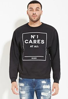 Reason N° 1 Cares Sweatshirt | 21 MEN - 2000174712