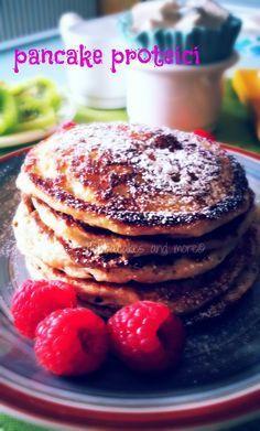 Pancake proteici super golosi