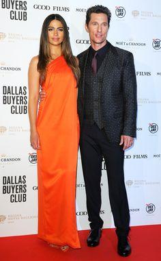 #20816 Matthew McConaughey & Camila Alves
