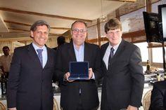 Clube dos Corretores de Seguros-RJ promove almoço em homenagem a Roberto Santos, presidente do Sindicato das Seguradoras do RJ/ES