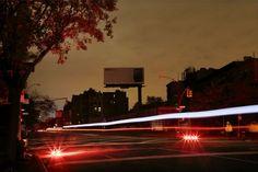South Manhattan Power Shutdown by Christophe Jacrot #light_art