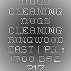 Rugs Cleaning Rugs Cleaning Ringwood East | Ph : 1300 362 217
