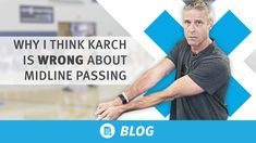 Karch Kiraly says we shouldn't teach players to get their midline behind the ball to pass it, but this coach thinks he is wrong. Read why!
