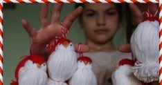 Мартеница врабче Wood Bird, Washing Clothes, Origami, Card Ideas, Diy And Crafts, Bunny, Classroom, Textiles, Christmas Ornaments