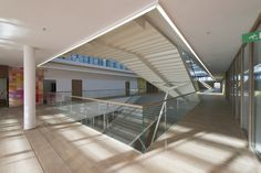 Head Office of AGC Glass Europe / SAMYN and PARTNERS