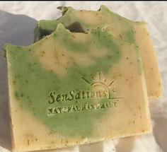 Coconut Milk & Lemongrass Natural Soap