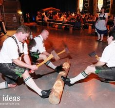 Read about the Oktoberfest Celebration special event we put together. Guests were greeted by costumed actors in Lederhosen as they entered the venue. Lederhosen, Corporate Events, Special Events, Celebration, Bright Ideas, Actors, Reading, Fun, Oktoberfest