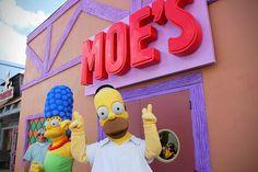 Moes Tavern At Universal Studios Florida 10