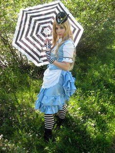 Alice - Steampunk Wonderland 6 by msventress.deviantart.com on @deviantART