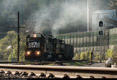 RailPictures.Net Photo: NS 6714 Norfolk Southern EMD SD60 at Keystone, West Virginia by Nolan Majcher