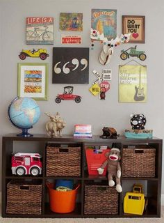 Educate Your Kids From Their Room #kidsroom