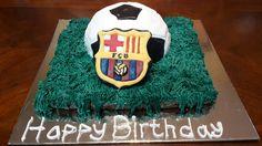 Soccer Cake, Torta Pelota de Futbol