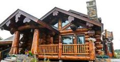 Log homes and cabins evoke a kind of nostalgia to some people, they remind us of a simpler time. If  ...