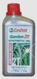 CASTROL GARDEN SYNT 2T OLIO SINTENTICO MISCELA ML.125 https://www.chiaradecaria.it/it/oli-lubrificanti/3805-castrol-garden-synt-2t-olio-sintentico-miscela-ml125-8005707200045.html