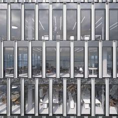 Башня Breiavatnet Lanterna  © Schmidt Hammer Lassen Architects