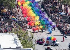 8 Incredible Ways That Cities Are Showing Their Acceptance For Gay Pride