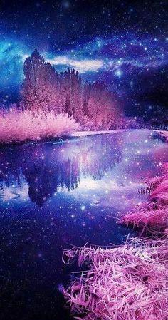 Cute Galaxy Wallpaper, Night Sky Wallpaper, Planets Wallpaper, Wallpaper Space, Butterfly Wallpaper, Scenery Wallpaper, Cute Wallpaper Backgrounds, Pretty Wallpapers, Aesthetic Iphone Wallpaper