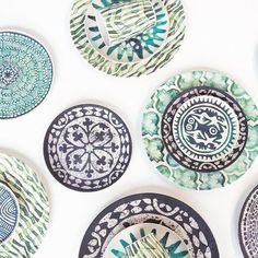 Mix & Match different patterns to create a colourful tablesetting! All of our bamboo treasures combine together and create the… Spring Mix, Urban Nature, Different Patterns, Mix Match, Bamboo, Decorative Plates, Table Settings, Culture, Create