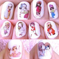 fafi nail . i want!!
