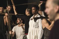 """Sidi Larbi Cherkaoui presents """"Shell Shock"""" at the National Opera of Belgium in Brussels"""