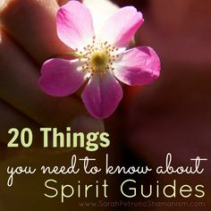 Your Spirit Guides comprise the core of your Spiritual Support Team, but who are they? What do they do? And what are they like? Learn more in a flash, with this fantastic list!