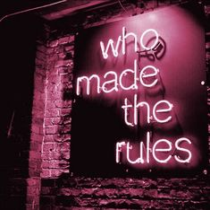 Rules are made to be broken. Go have some fun. Talk to people, make memories. If… Rules are made to be broken. Go have some fun. Talk to people, make memories. If you're shy, talk to me, I'm shy too. Rules are made to be broken. Go have some fun. Neon Aesthetic, Aesthetic Collage, Quote Aesthetic, Aesthetic Pictures, Hipster Vintage, Style Hipster, Retro Vintage, Motivacional Quotes, Neon Quotes
