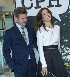 A Federico y Mary de Dinamarca se les escapa el amor - Foto 2