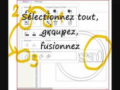 SCAN N CUT BROTHER Utiliser Canvas simplement Tuto #3 en Français - YouTube