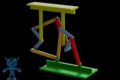 Stare Powiązania 09 Sylvester-Kempe Tłumaczenie - SolidWorks, STEP / IGES, STL, SketchUp, Parasolid - model 3D CAD - GrabCAD