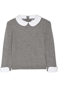 ALICE + OLIVIA Porla wool sweater $148.50 http://www.theoutnet.com/products/549911
