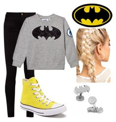 """""""F A S H I O N ✨"""" by lexiniccole on Polyvore featuring Gucci, Converse and Cufflinks, Inc."""