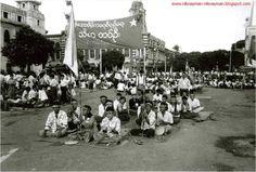 Burma 8888 democracy uprising in 1988