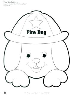 Art Projects For Preschoolers About Fire Safety Amazing Of Pix Coloring Pages Craft Activities