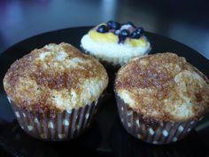 Crazy Baker: Helpot ja mehevät pikapullat (myös gluteeniton versio) Marimekko, Muffin, Cupcakes, Breakfast, Food, Essen, Morning Coffee, Cupcake Cakes, Muffins