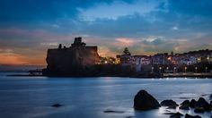Aci Castello, the Rock